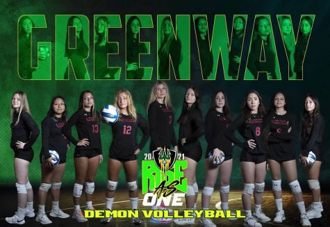 Greenway Volleyball Has Got It All